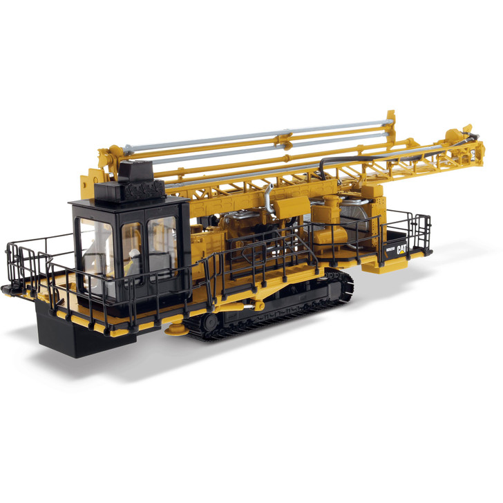 Caterpillar CAT MD6250 Rotary Blasthole Drill 1:50 Scale Diecast Model by Diecast Masters Main Image