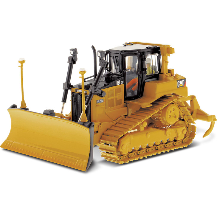 Caterpillar CAT D6T XW VPAT Track-Type Tractor 1:50 Scale Diecast Model by Diecast Masters Main Image