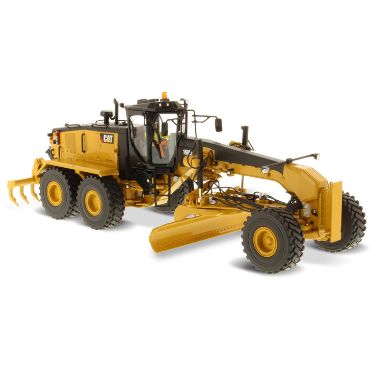 Caterpillar CAT 16M3 Motor Grader  1:50 Scale Diecast Model by Diecast Masters Main Image
