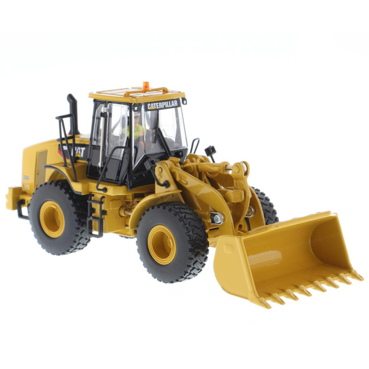Caterpillar CAT 950H Wheel Loader 1:50 Scale Diecast Model by Diecast Masters Main Image