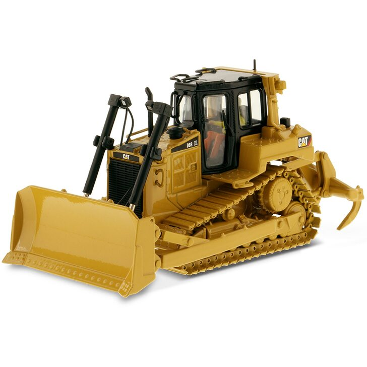 Caterpillar CAT D6R Track-Type Tractor 1:50 Scale Diecast Model by Diecast Masters Main Image