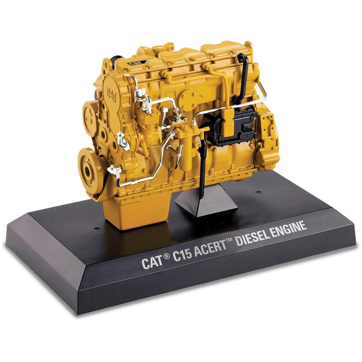 Caterpillar CAT C15 ACERT Diesel Engine 1:12 Scale Diecast Model by Diecast Masters Main Image