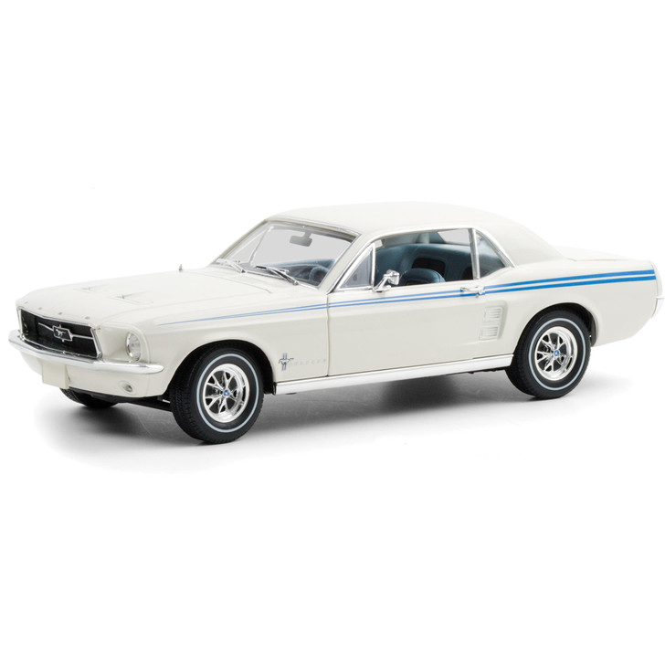 1967 Ford Mustang Coupe - Indy Pacesetter Special 1:18 Scale Diecast Model by Greenlight Main Image
