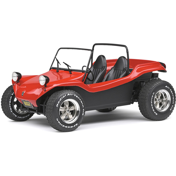 1968 Meyer Manx Dune Buggy 1:18 Scale Diecast Model by Solido Main Image