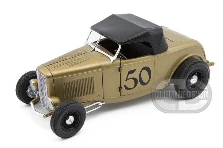 Acme Acme LA Roadsters 1/18 50th Anniversary 1932 Ford Roadster 118 Scale Diecast Model by Acme AC1805007LAR