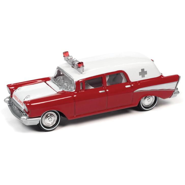 1957 Chevy Ambulance Main Image