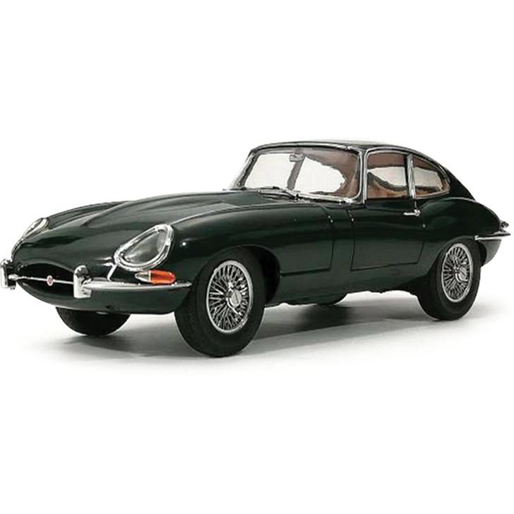 Jaguar E-Type Coupe - British Racing Green Main Image