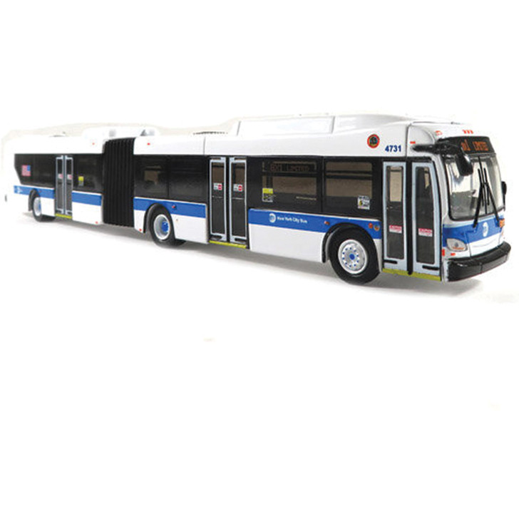 NFI XCELSIOR XD60 ARTICULATED: MTA NEW YORK CITY Main Image