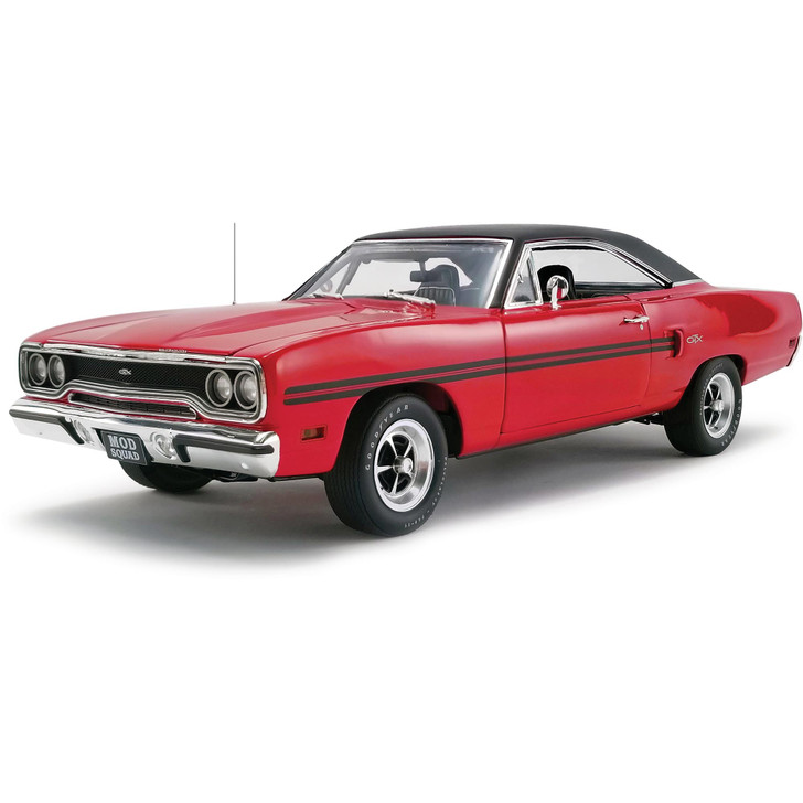 The Mod Squad 1970 Plymouth GTX 1:18 Scale Diecast Model by Greenlight Main Image