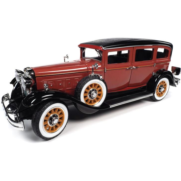 1931 Peerless Master 8 Sedan 1:18 Scale Diecast Model by Auto World Main Image