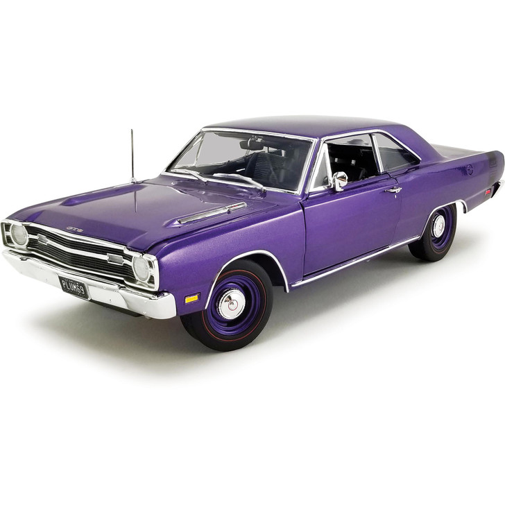 1968 Dodge Dart GTS 440 1:18 Scale Diecast Model by Acme Main Image