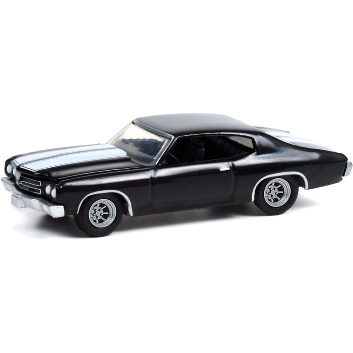 Moe's 1970 Chevrolet Chevelle 1:64 Scale Diecast Model by Greenlight Main Image