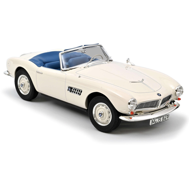 1957 BMW 507 Roadster 1:18 Scale Diecast Model by Norev Main Image