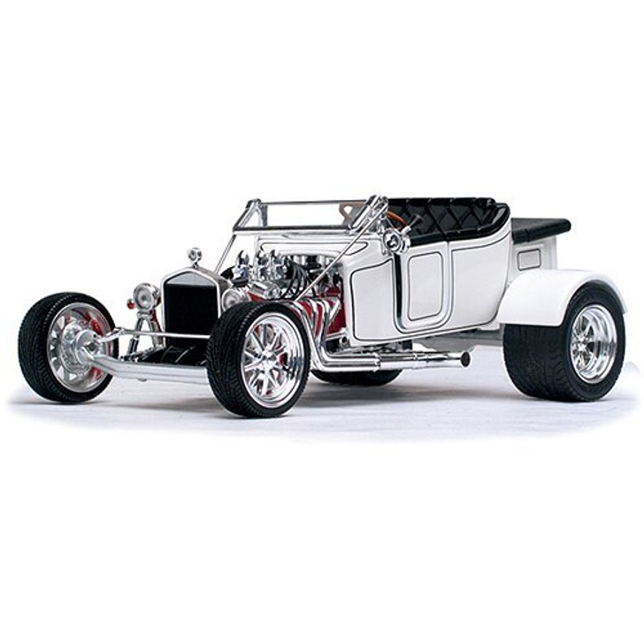 Road Signature 1923 Ford T-Bucket Roadster - white 118 Scale Diecast Model by Road Signature 14864NX 888693282817