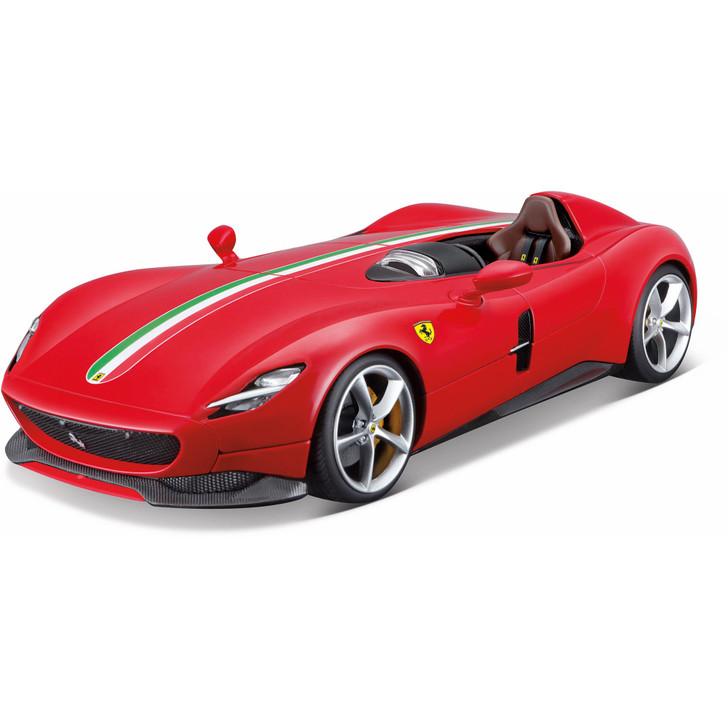 Ferrari  Monza SP-1 Signature Edition 1:18 Scale Diecast Model by Bburago Main Image
