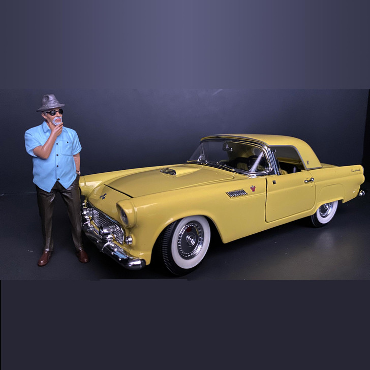 Weekend Car Show - I 1:18 Scale Diecast Model by American Diorama Main Image