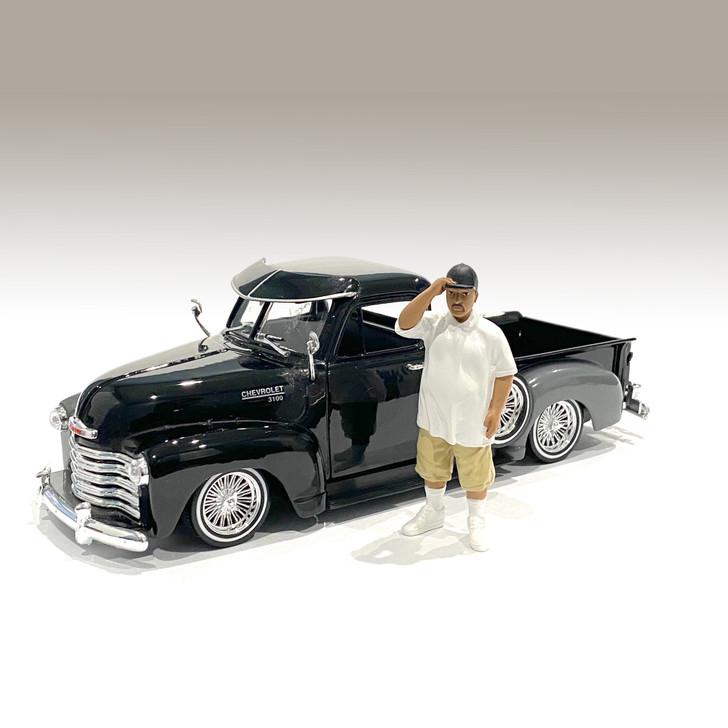 1:24 Lowriderz Figure - II 1:24 Scale Diecast Model by American Diorama Main Image