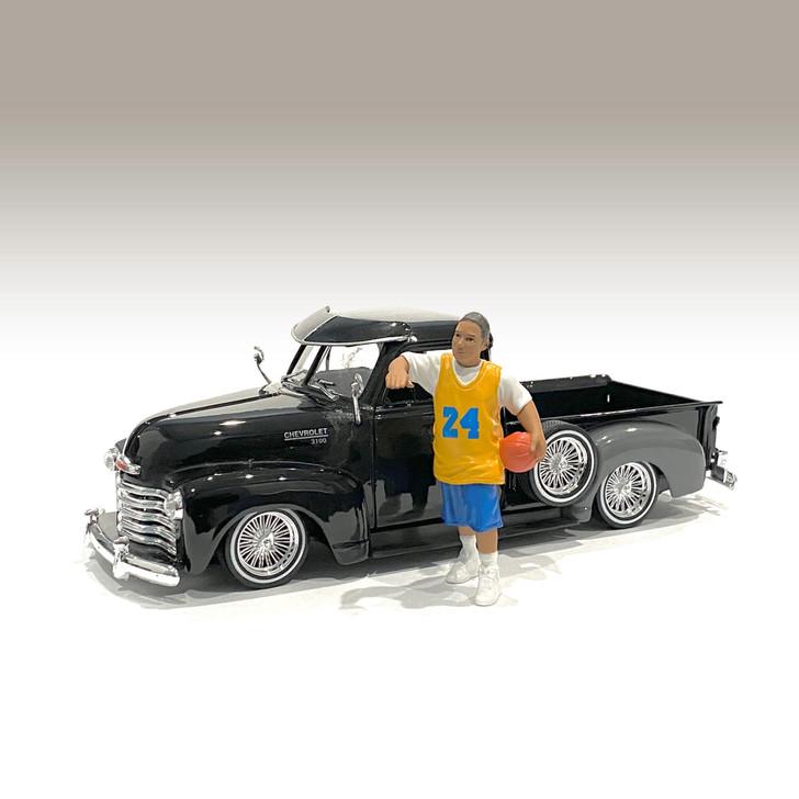 1:24 Lowriderz Figure - III 1:24 Scale Diecast Model by American Diorama Main Image