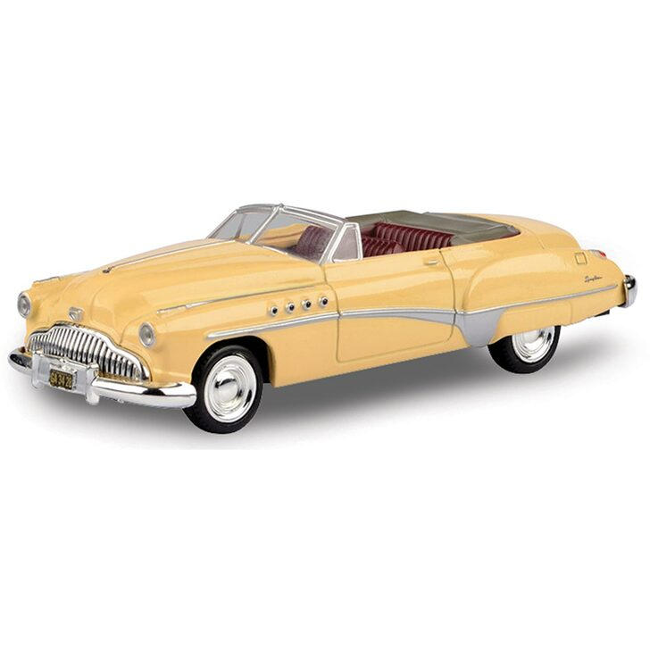 1949 Buick Roadmaster Convertible - Cream Main Image