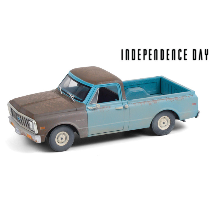 Independence Day 1971 Chevy C-10 Pickup Main Image