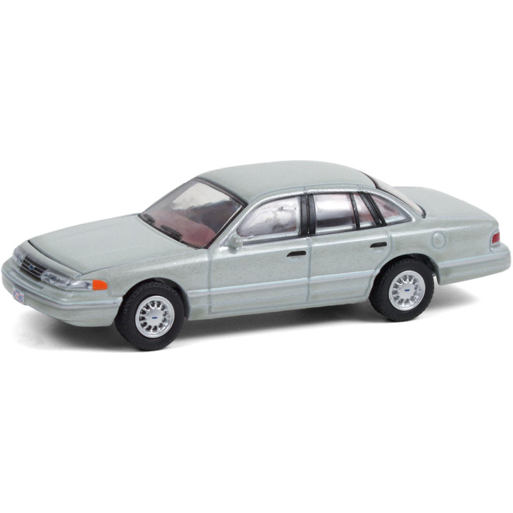 The X-Files 1993 Ford Crown Victoria - Washington D.C. Unmarked Agent Car Main Image