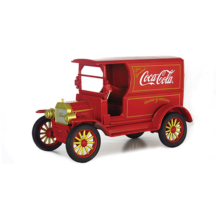 1917 Coca-Cola Ford Model T - Red Main Image