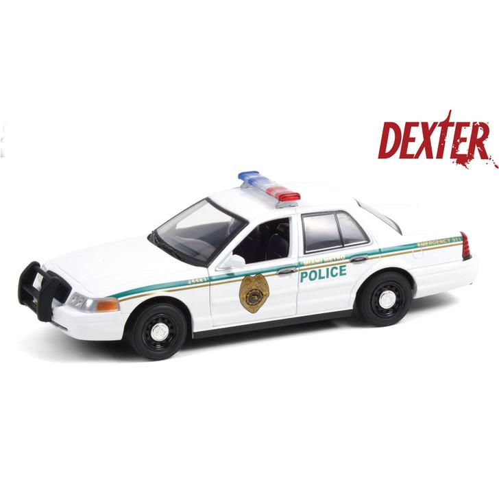 Dexter 2001 Ford Crown Vic Police Interceptor - Miami Metro Police Main Image