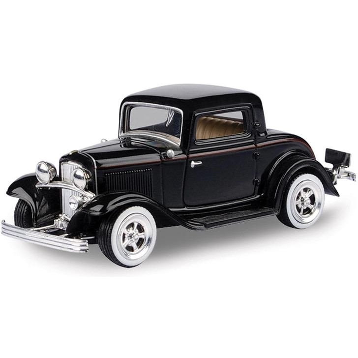 1932 FORD COUPE - Black Main Image