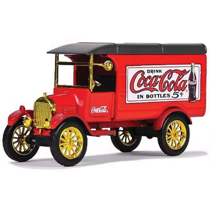 1926 Ford Model TT Coca-Cola Delivery Van Main Image