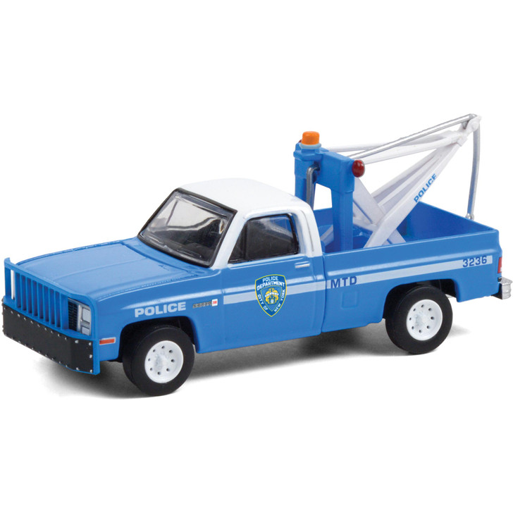 1987 GMC Sierra K2500 with Drop in Tow Hook - New York City Police Dept (NYPD) Main Image