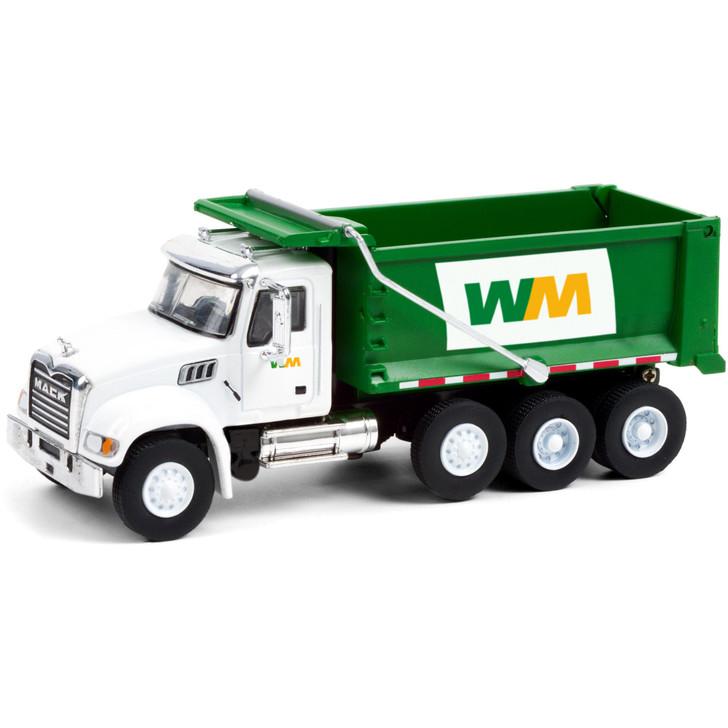 2020 Mack Granite Dump Truck - Waste Management Main Image