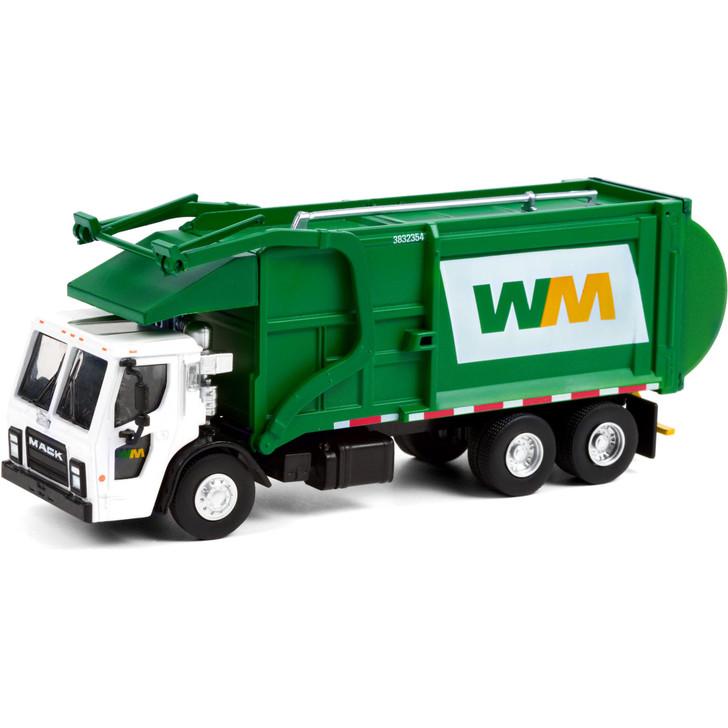 2020 Mack LR Refuse Truck - Waste Management Main Image
