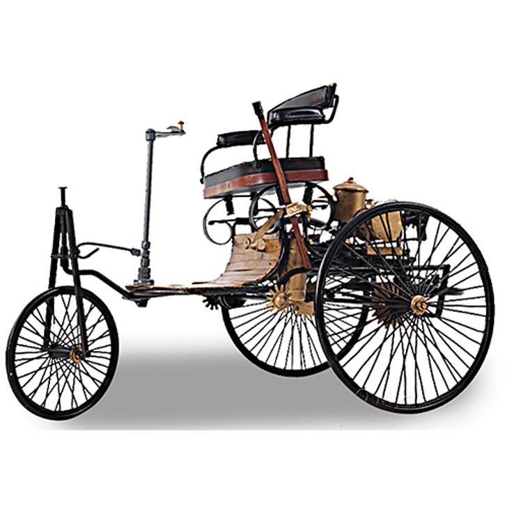 1886 Patent Wagen Metal Sculpture Main Image