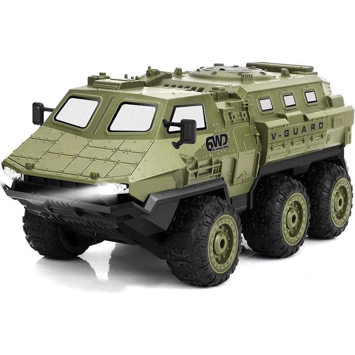 Remote Control 6x6 Modern Military Transport Main Image
