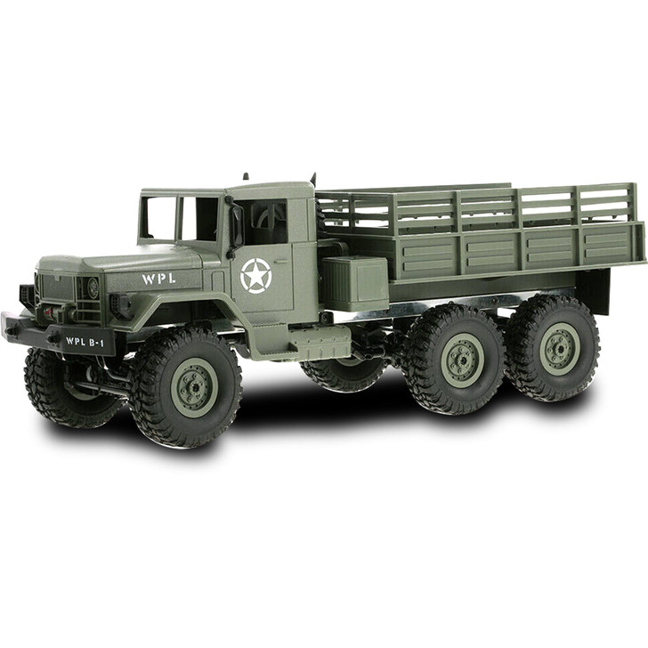 Remote Control Military Transport Truck 6x6 Main Image