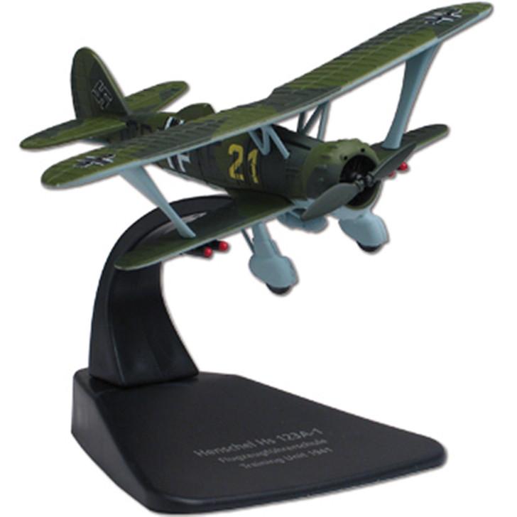 Henschel Hs 123A-1 Bomber Main Image