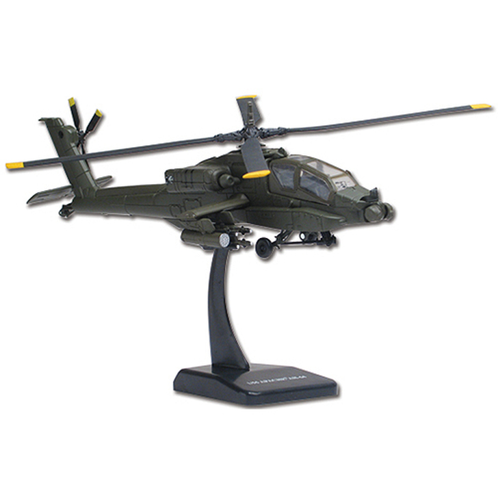 Apache AH-64 Attack Helicopter Main Image