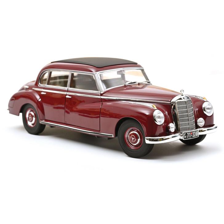 1955 Mercedes 300 Sedan 1:18 Scale Diecast Model by Norev Main Image