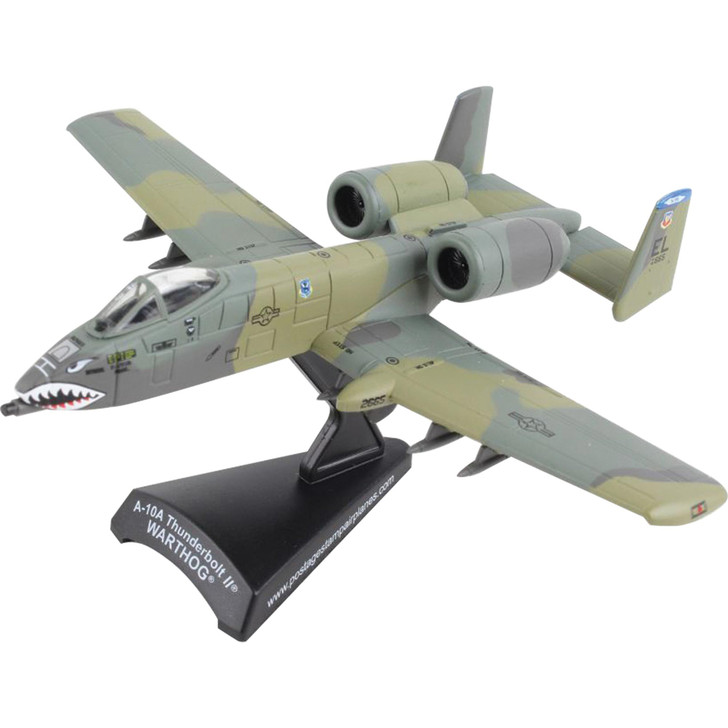 A-10A Thunderbolt II - Flying Tigers 1:140 Scale Diecast Model by Postage Stamp Main Image
