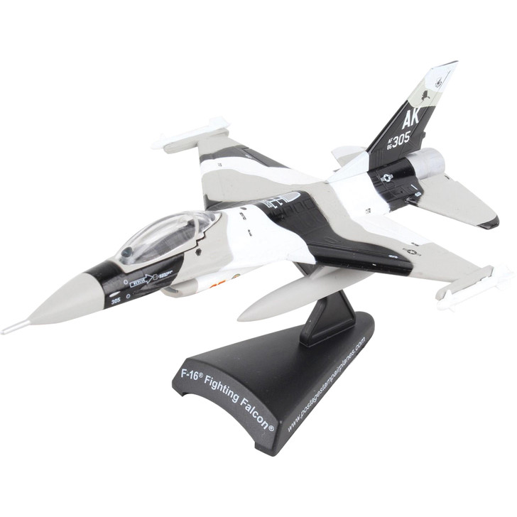 F-16 Fighting Falcon AK305 AF86 1:126 Scale Diecast Model by Postage Stamp Main Image