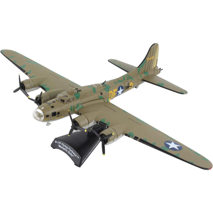 B-17F Flying Fortress - Memphis Belle 1:155 Scale Diecast Model by Postage Stamp Main Image