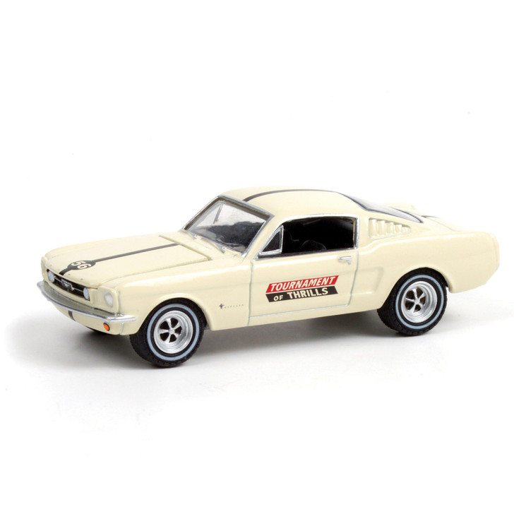 1965 Ford Mustang Fastback - Mustang Auto Daredevils Tournament Of Thrills 1:64 Scale Diecast Model by Greenlight Main Image