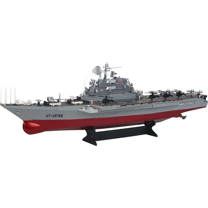 Remote Control Aircraft Carrier 1:275 Scale Diecast Model by CIS Associates Main Image