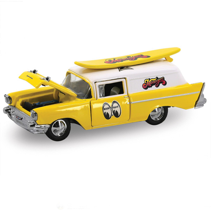 1957 Mooneyes Chevy Sedan Delivery 1:64 Scale Main Image