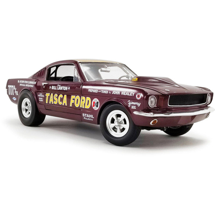 1965 Ford Mustang A/FX - Tasca Ford 1:18 Scale Main Image