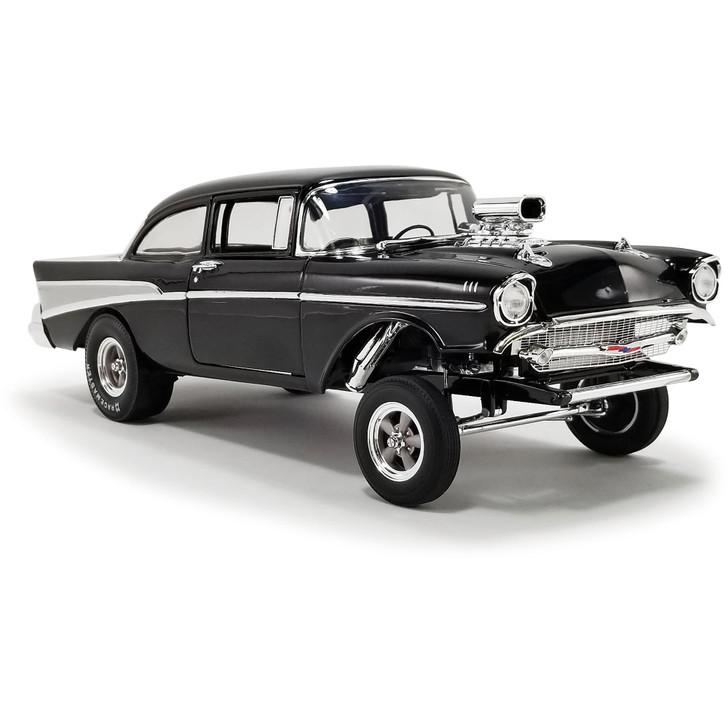 1957 Chevrolet Bel Air Gasser - Night Stalker 1:18 Scale Main Image