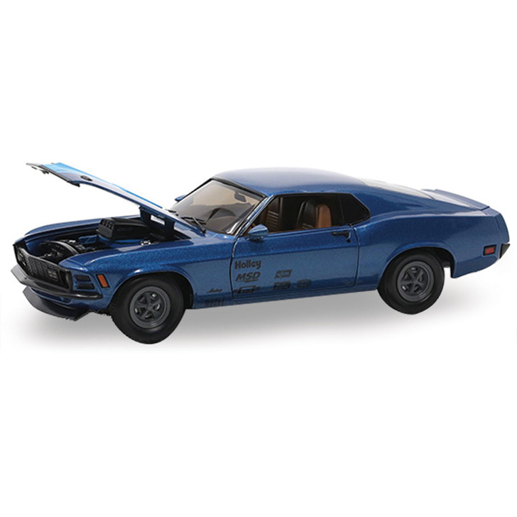 1970 Ford Mustang Mach 1 428 1:24 Scale Main Image