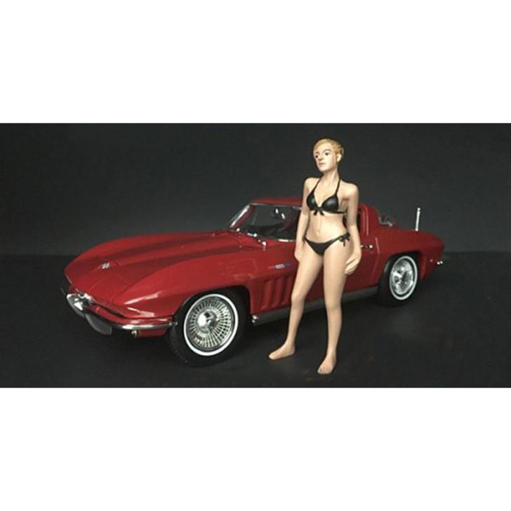 1:18 Bikini Girl - April 1:18 Scale Main Image