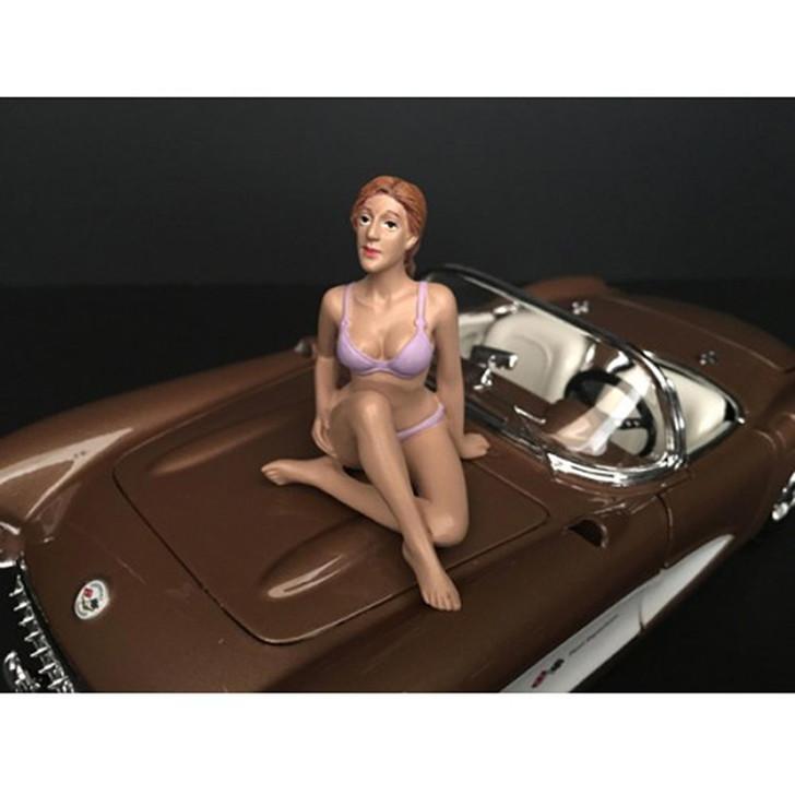 1:18 Bikini Girl - September 1:18 Scale Main Image