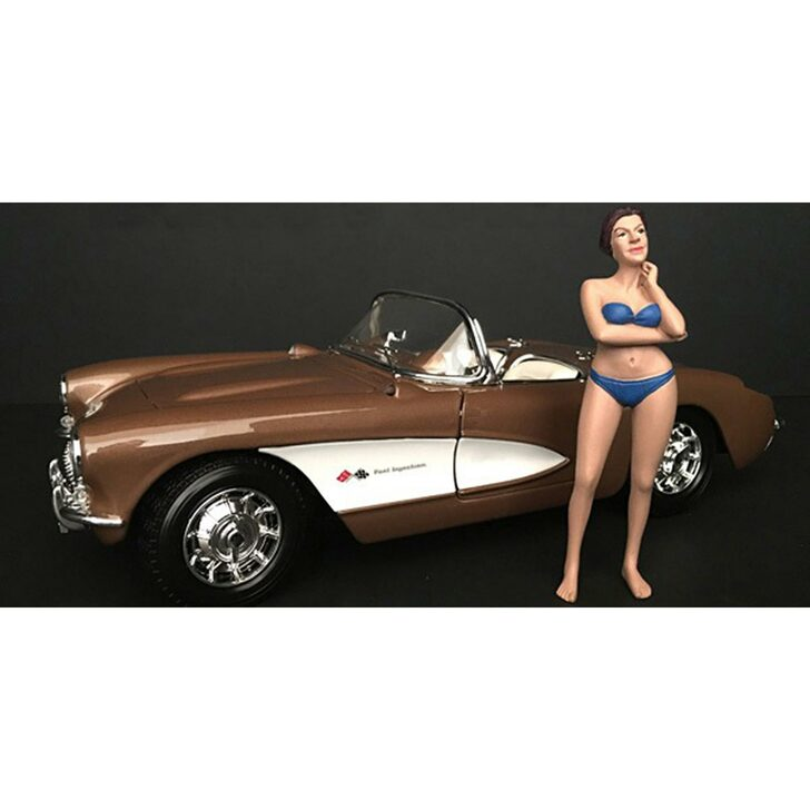 1:18 Bikini Girl - December 1:18 Scale Main Image